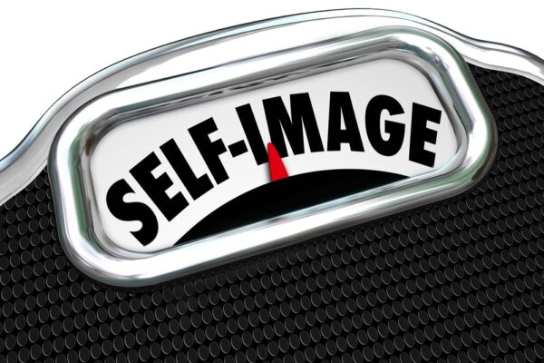 The Weight Debate - Image of scale saying Self-Image